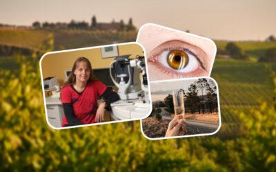 Irene Hogeboom van Buggenum – oogarts in Frankrijk
