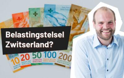 Zwitsers belastingstelsel, perfect voor de Nederlandse zorgprofessional?