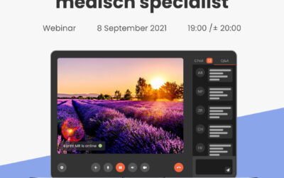 Webinar – Werken in Frankrijk als medisch specialist