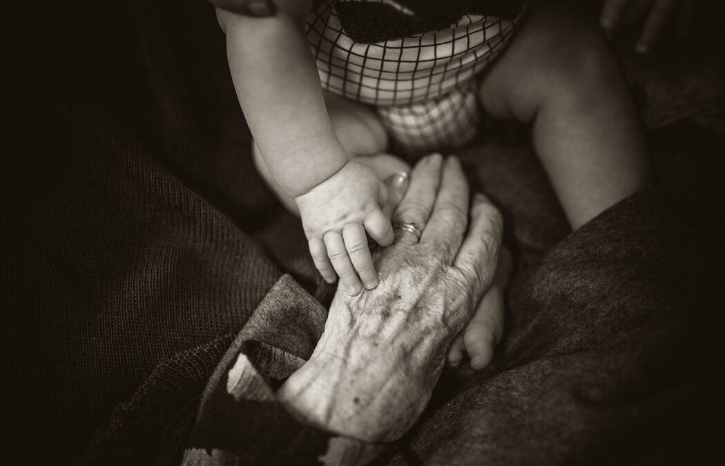 Geen leeftijd – Yvonne de Pan
