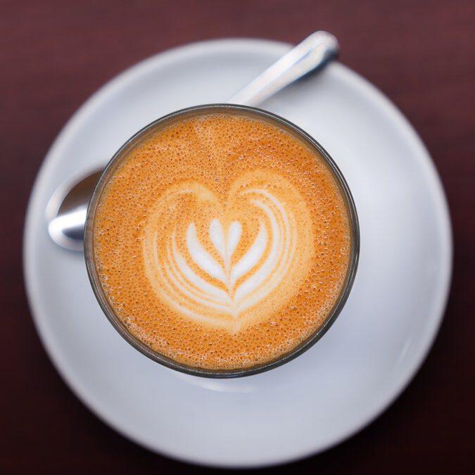 'Koffie' – Yvonne de Pan