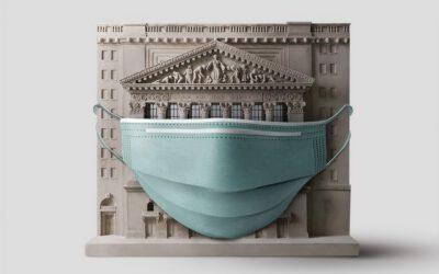 'Nog steeds in de greep door COVID-19' – Yvonne de Pan