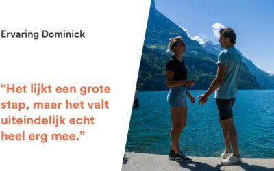 Dominick Nouws – Anesthesiemedewerker in Zwitserland