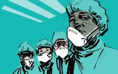 Nepverpleegkundige aangehouden na behandelen patiënten tijdens coronadrukte